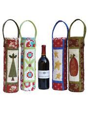 """""""Cheers!"""" Wine Bag Pattern"""